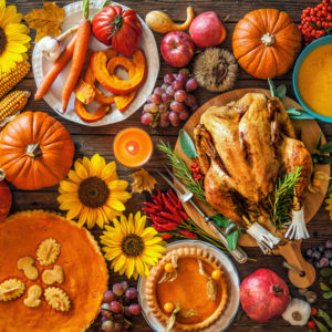 Church Thanksgiving Dinner   November 18th