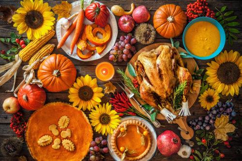 Church Thanksgiving Dinner | November 17th