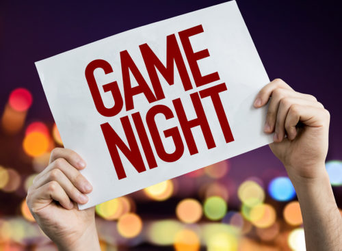 Young Adult Ministry Game Night